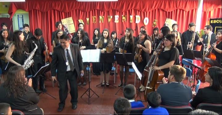 Melodías al Viento en Villa Pehuén 2017