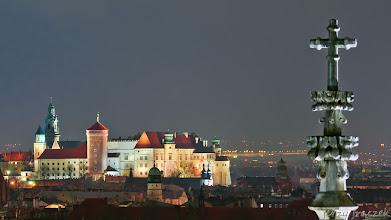 Photo: Widok na Wawel z wieży Kościoła Św. Józefa