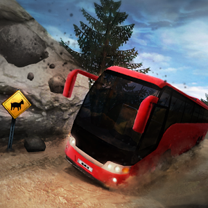 Offroad Tourist Bus Hill Climb for PC and MAC