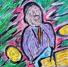 "Photo: ""The Jazz Drums"" - 10"" x 10"""