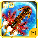 Galaxy Shooter HD Space War icon