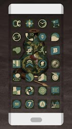 Enamel Icons - Icon Pack APK screenshot thumbnail 5
