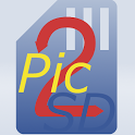 Save your pictures and videos for Facebook icon