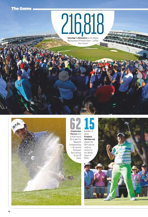 Golf Monthly- screenshot