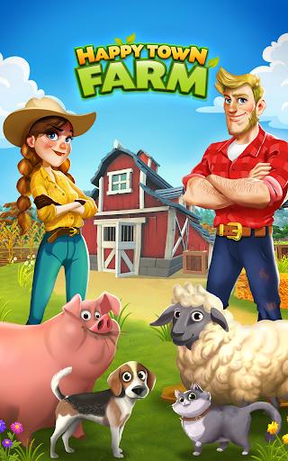 Happy Town Farm: Farming Game apkmr screenshots 14