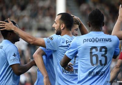 Club Brugge wint doelpuntenkermis in Charleroi