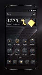 Cool Black for Samsung/Huawei - náhled