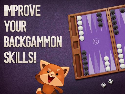 Viber Backgammon