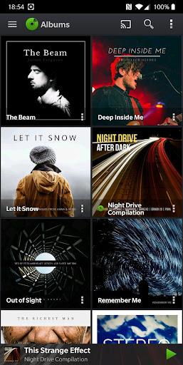 PlayerPro Music Player (Free) 5.19 Screenshots 1