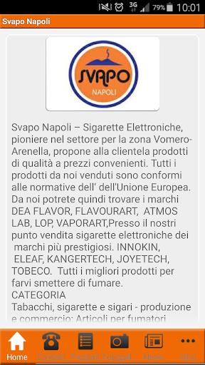 Svapo Napoli