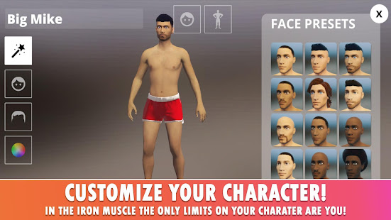 Iron Muscle Be The Champion Bodybulding Workout V0 814 Mod Unlimited Money Apk Android Mods Apk