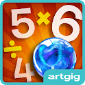 Marble Math icon