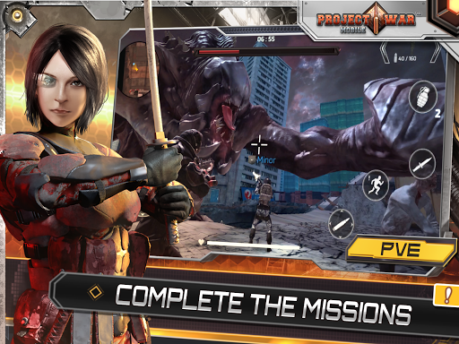 Project War Mobile screenshot 11