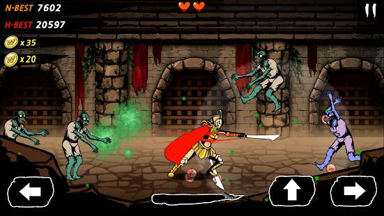 World Of Blade : Zombie Slasher - náhled