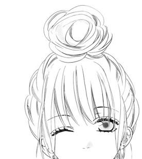 Herunterladen Zeichnende Anime Girl Ideen 1 0 Für Android