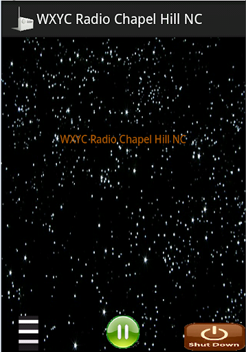 WXYC Radio Chapel Hill NC