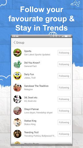 Omigo - Latest Video Status & News, Indian Browser 1.7.3 screenshots 3