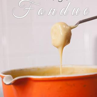 Easy Vegan Fondue Recipe | Dairy-Free Fondue Recipe
