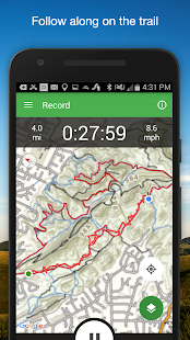 AllTrails - Hiking & Biking- screenshot thumbnail