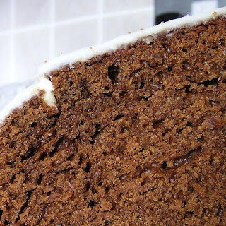 Sticky Ginger Cake.