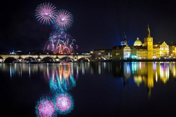 Réveillon em Praga