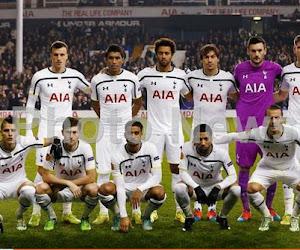 Groupe C: les Belges de Tottenham sont qualifiés
