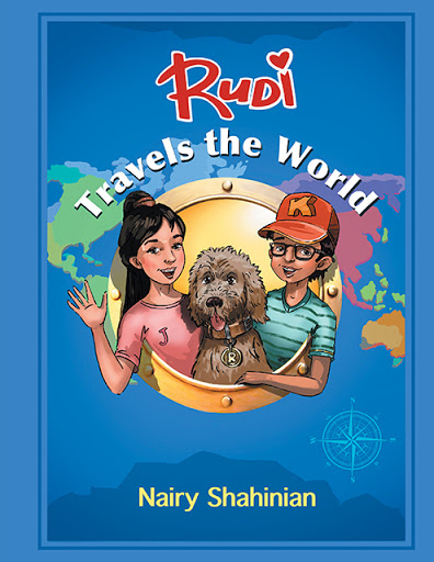 Rudi Travels the World cover
