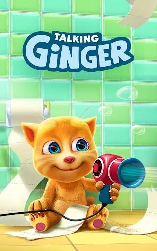 Talking Ginger 2.5.8.25 screenshots 12