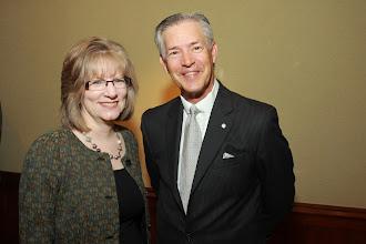 Photo: Karen Schuele, John Carroll University and Steve Arbogast