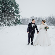 Wedding photographer Yuliya Bulynya (Bulynya). Photo of 11.01.2018