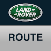 Land Rover Route Planner