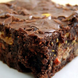 Grain Free Avocado Brownie.