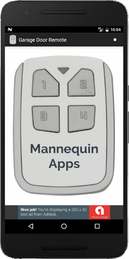 Garage Door Remote Control By Mannequin Apps Google Play United