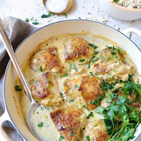 Chicken And Leek Casserole Rezept | Yummly