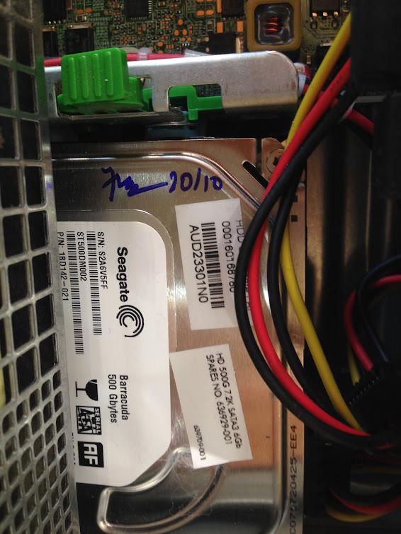 Máy bộ HP 8300 Core i7