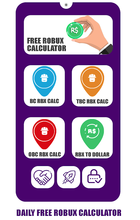 Free Robux Calc For Rblox Rbx Station Android Apps - how do you get free robux on a phone