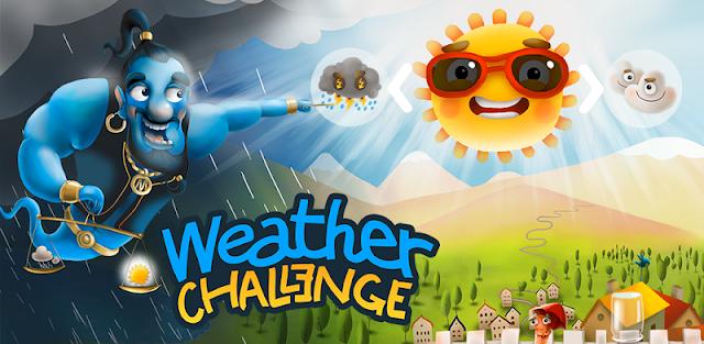 Thử thách thời tiết - Nhiều hơn một ứng dụng dự báo