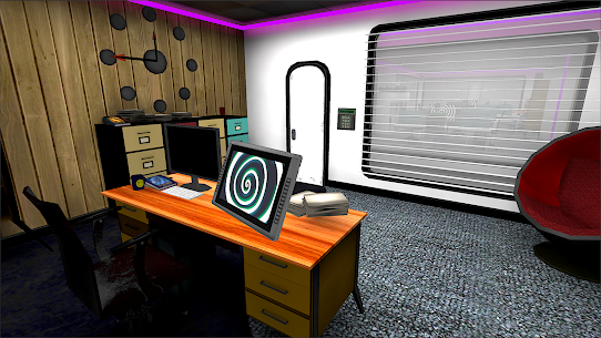 Devil Inside The Studio Smiling-X: Scary Game Mod Apk 2.5.1 (Dumb Bot) 3