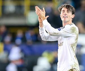 Un joueur du Real Madrid poussé vers la sortie