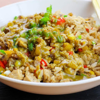 Syn Free Fakeaway Fried Rice.