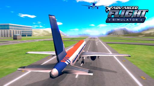 Airplane Real Flight Simulator 2020: Pro Pilot 3d  screenshots 9