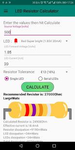 App LED calculator APK for Windows Phone