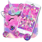 Galaxy Starry Sky Sparkle Theme