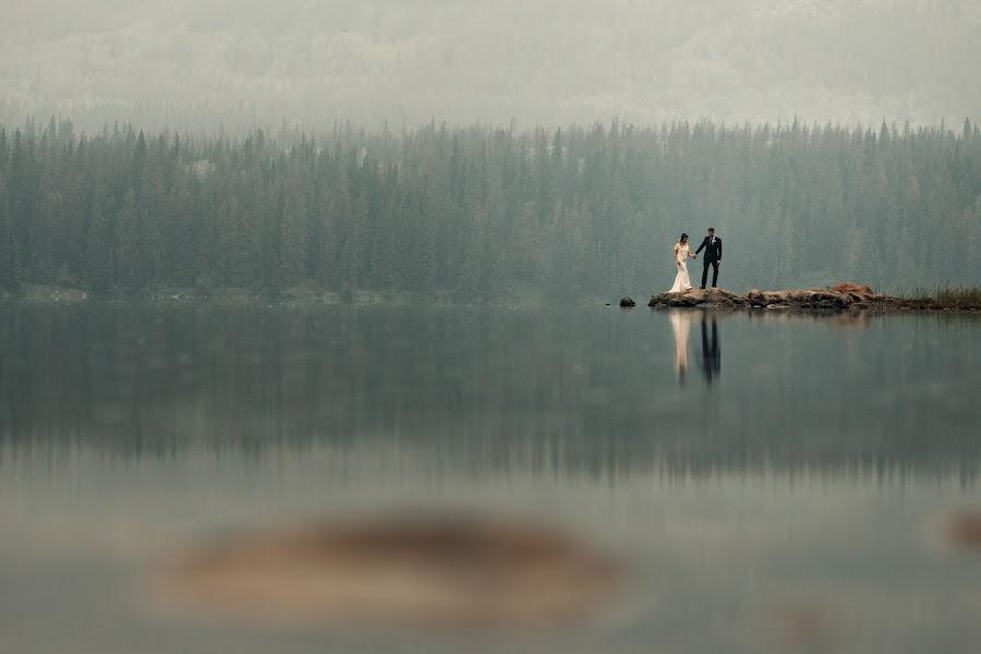 Wedding photographer Marcin Karpowicz (bdfkphotography). Photo of 30.11.2018