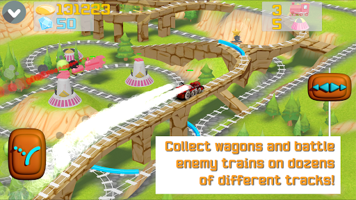 SuperTrains apkmind screenshots 2