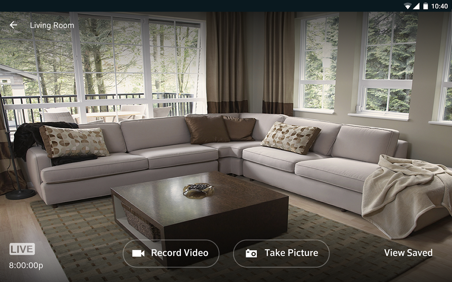 XFINITY Home- screenshot
