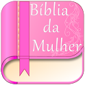 Holy Bible of the Prayer Woman with MP3 icon