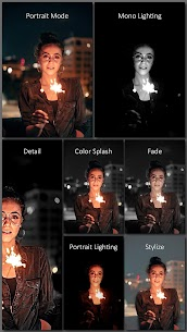 Phocus : Portrait Mode & Portrait Lighting Editor (MOD, Paid/ LifeTime Subscription) v15.0.3 1
