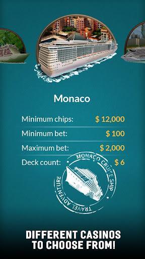 Blackjack 21 Jogatina: Casino Card Game For Free 1.5.1 Mod screenshots 2