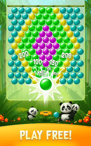 Panda Bubble Pop 1.0.15 screenshots 11